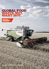 IMechE Food Report Cover