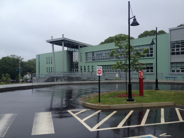 Marine Science Magnet High School, Groton, CT, USA