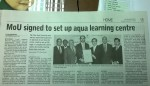 Press Cutting Borneo Post