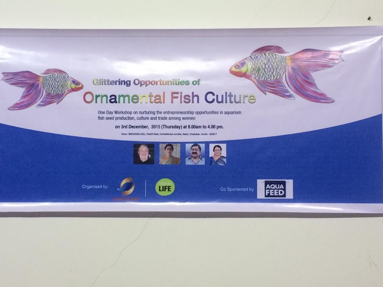 Ornamental Aquaculture Club Kerala | AwF - Aquaculture