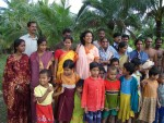 With fishing community in West Bengal, India