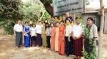 Menaga Trip to Myanmar