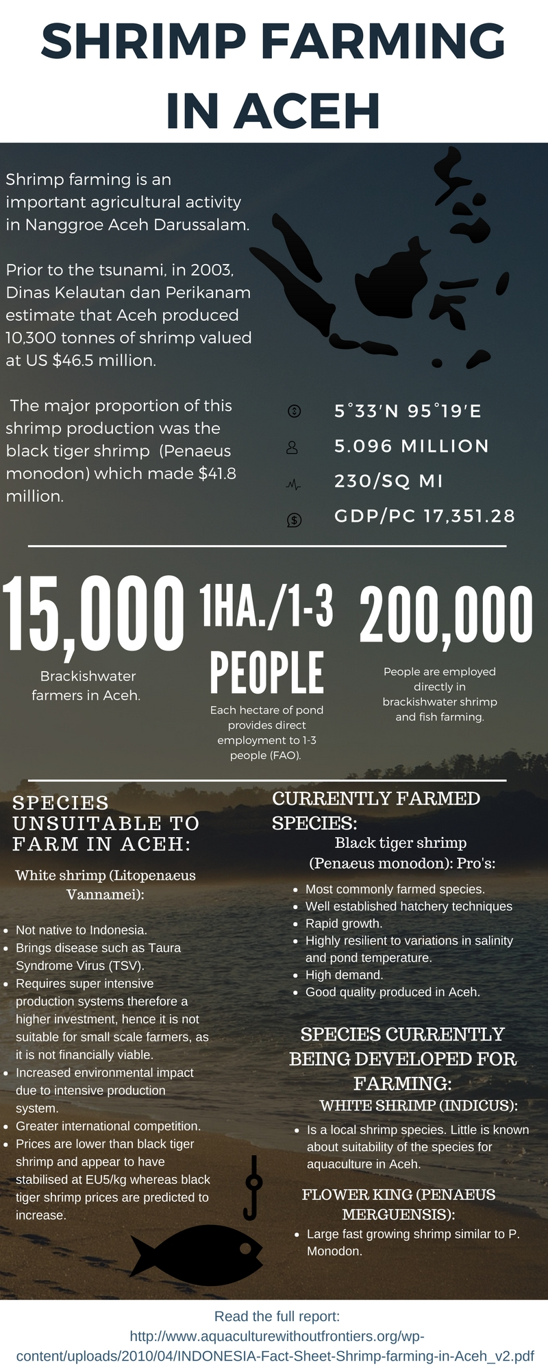 Shrimp Farming in Aceh | AwF - Aquaculture without Frontiers